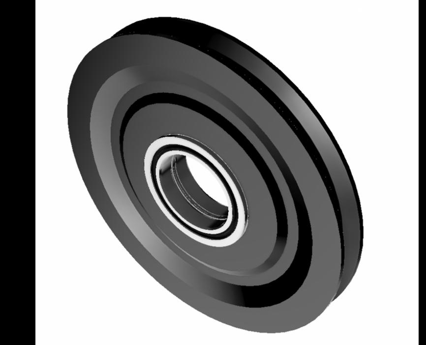 Pulleywheel + Bearing