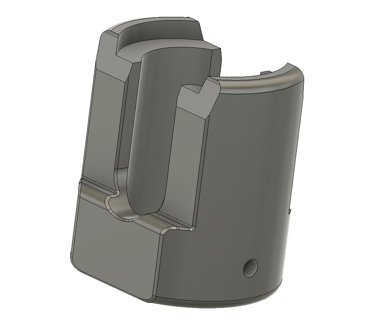 Geleider Twistlock RAM