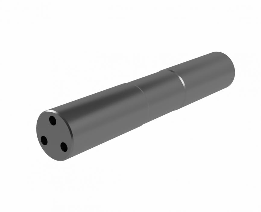 Shaft vertical slider