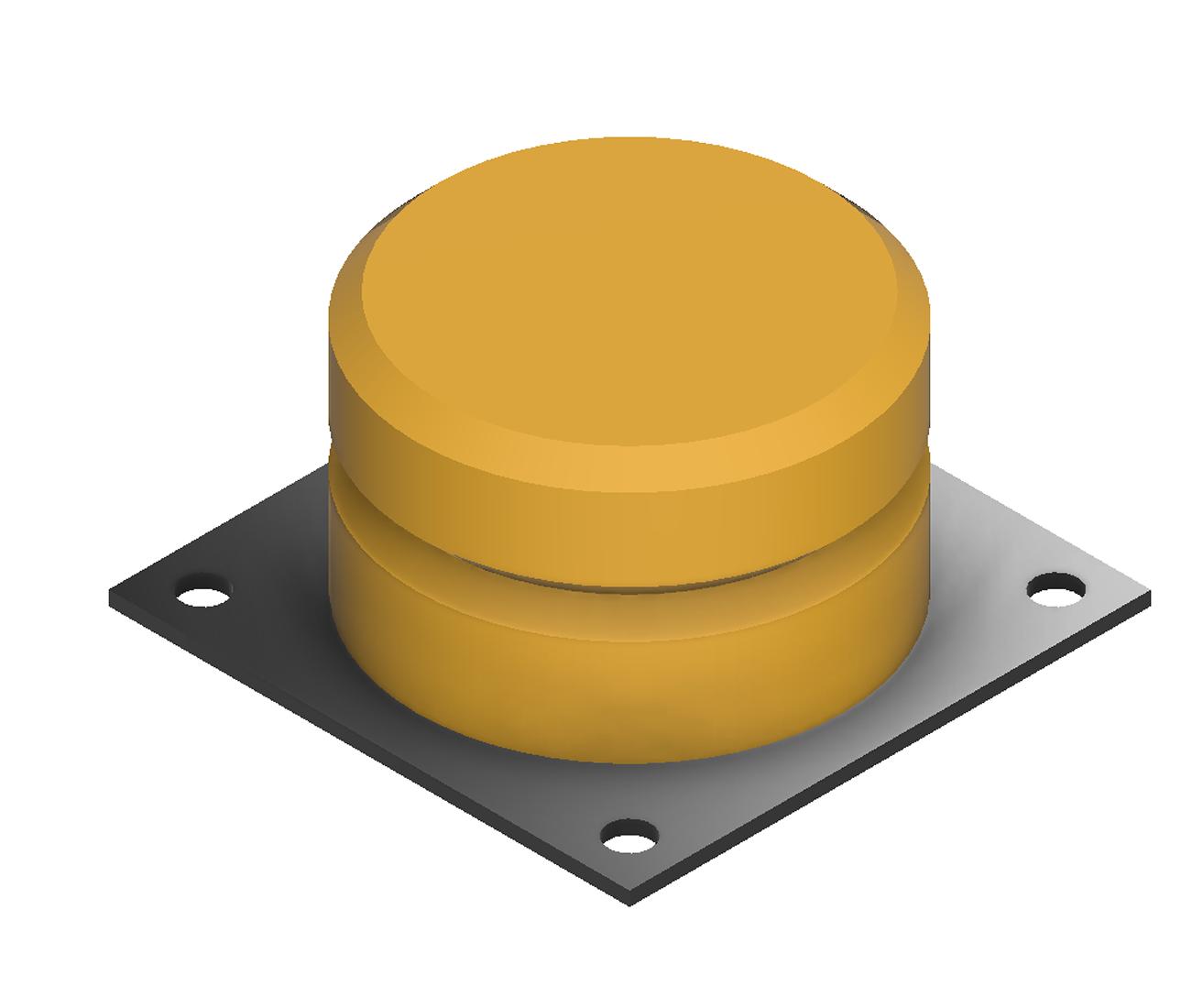 Buffer diameter 180 mm RAM