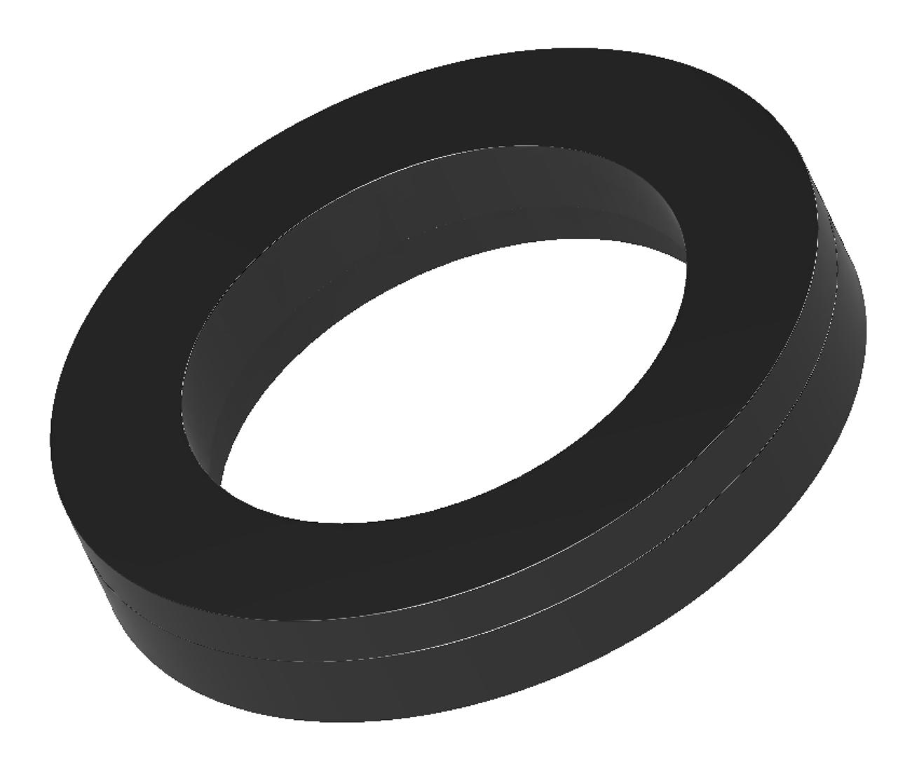 Bolvormige ring set